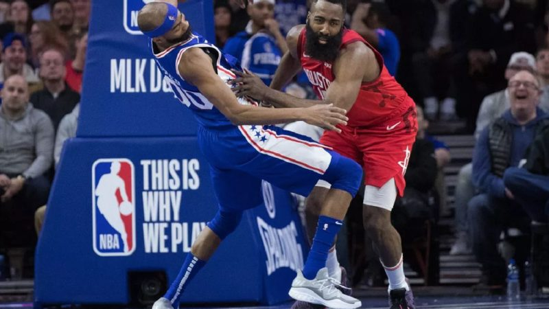 Philadelphia 76ers vs Houston Rockets NBA Odds and Predictions