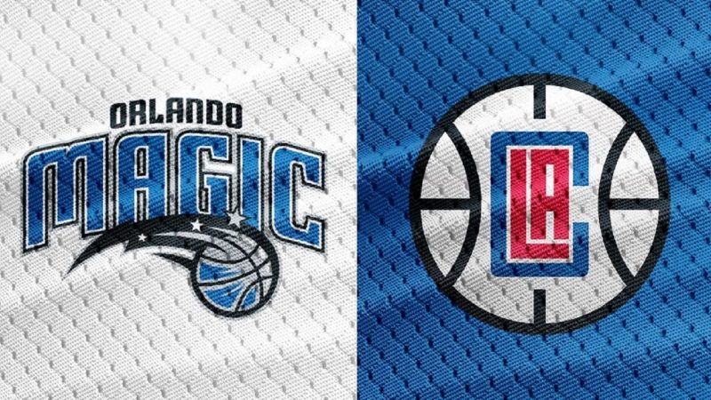 Los Angeles Clippers vs Orlando Magic NBA Odds and Predictions