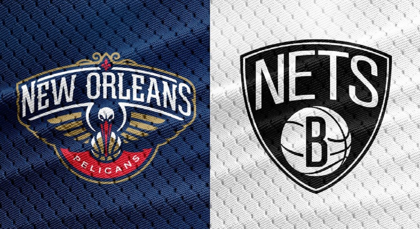 Brooklyn Nets vs New Orleans Pelicans NBA Odds and Predictions
