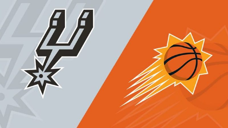 Phoenix Suns vs San Antonio Spurs NBA Odds and Predictions