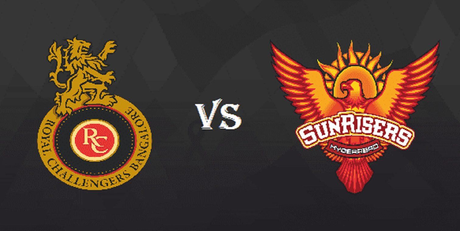 RCB vs SRH Dream11 Team Predictions : Bangalore vs Hyderabad