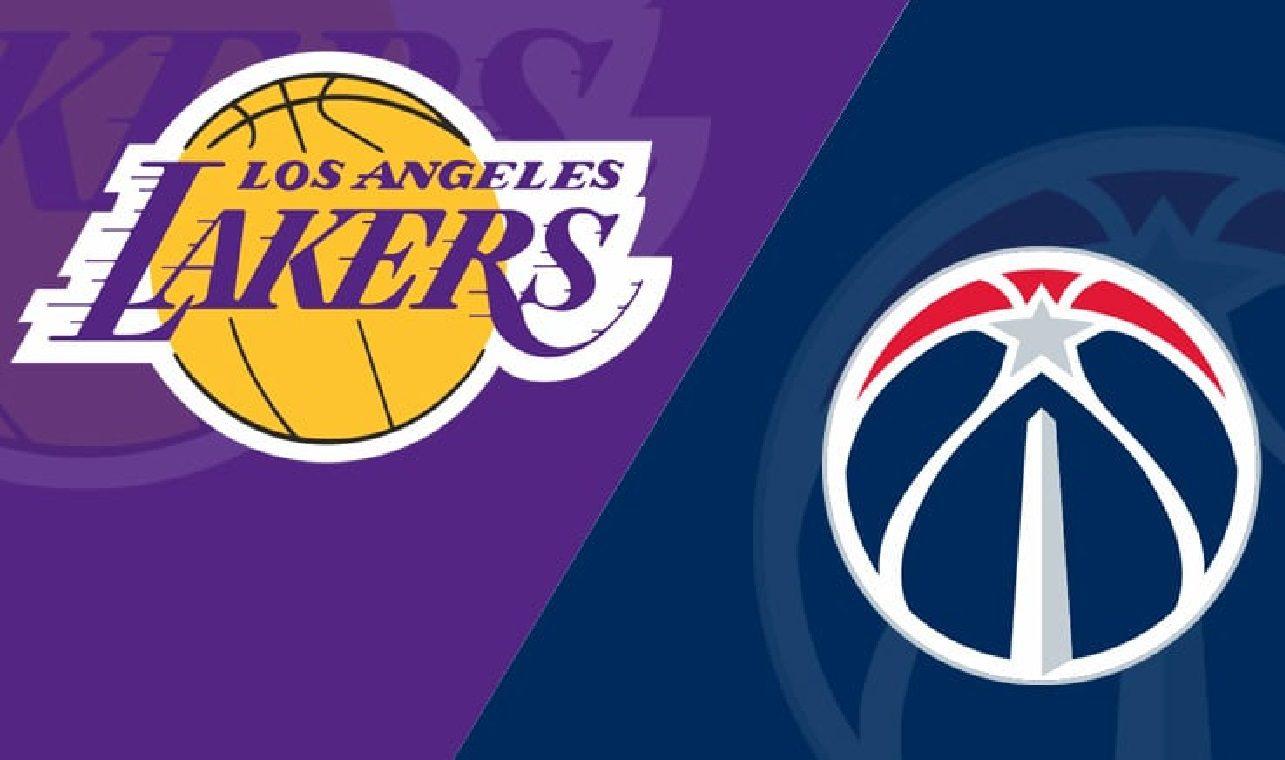 Los Angeles Lakers vs Washington Wizards NBA Odds and Predictions
