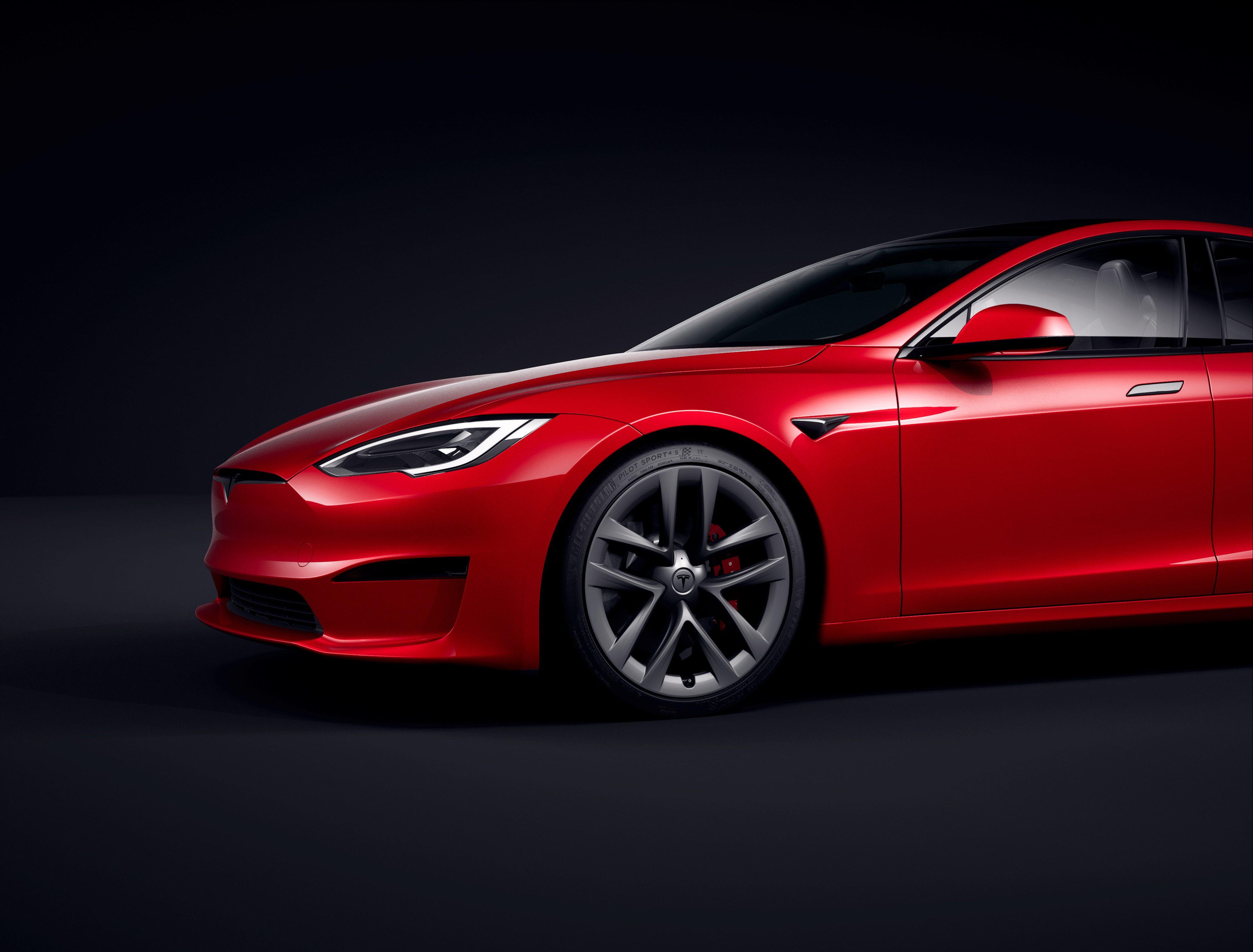 Tesla Stock Price Prediction for the next few days