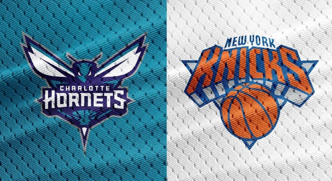 New York Knicks vs Charlotte Hornets NBA Odds and Predictions