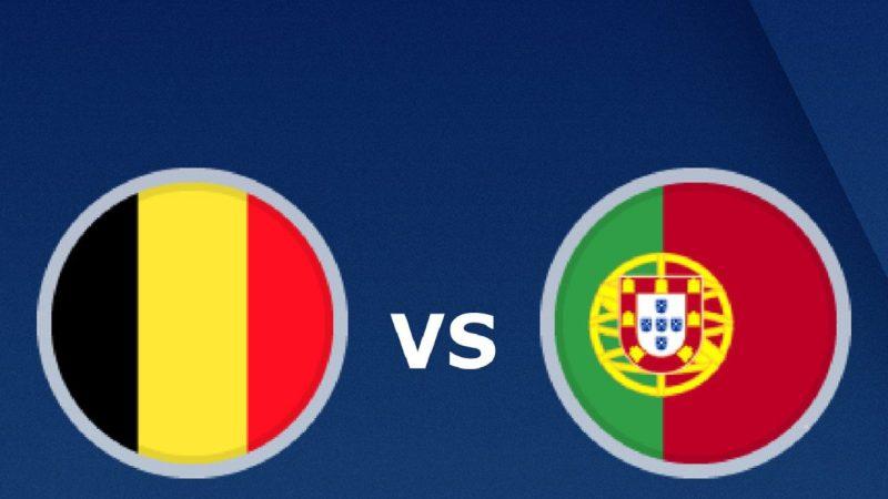 Portugal vs Belgium Football Predictions and Betting Odds