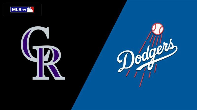 Colorado Rockies vs Los Angeles Dodgers Odds and Predictions