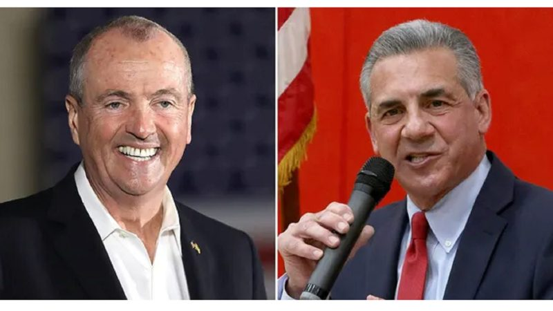 2021 New Jersey Governor Election Opinion Polls