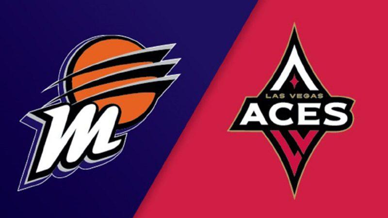Las Vegas Aces vs Phoenix Mercury Odds and Predictions