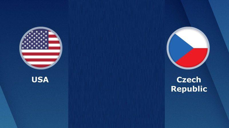 USA vs Czech Republic Odds and Predictions