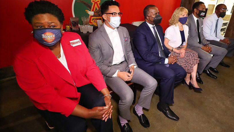 2021 Atlanta Mayoral Race Polls- Kasim Reed ahead in Latest Polls and Google Trends