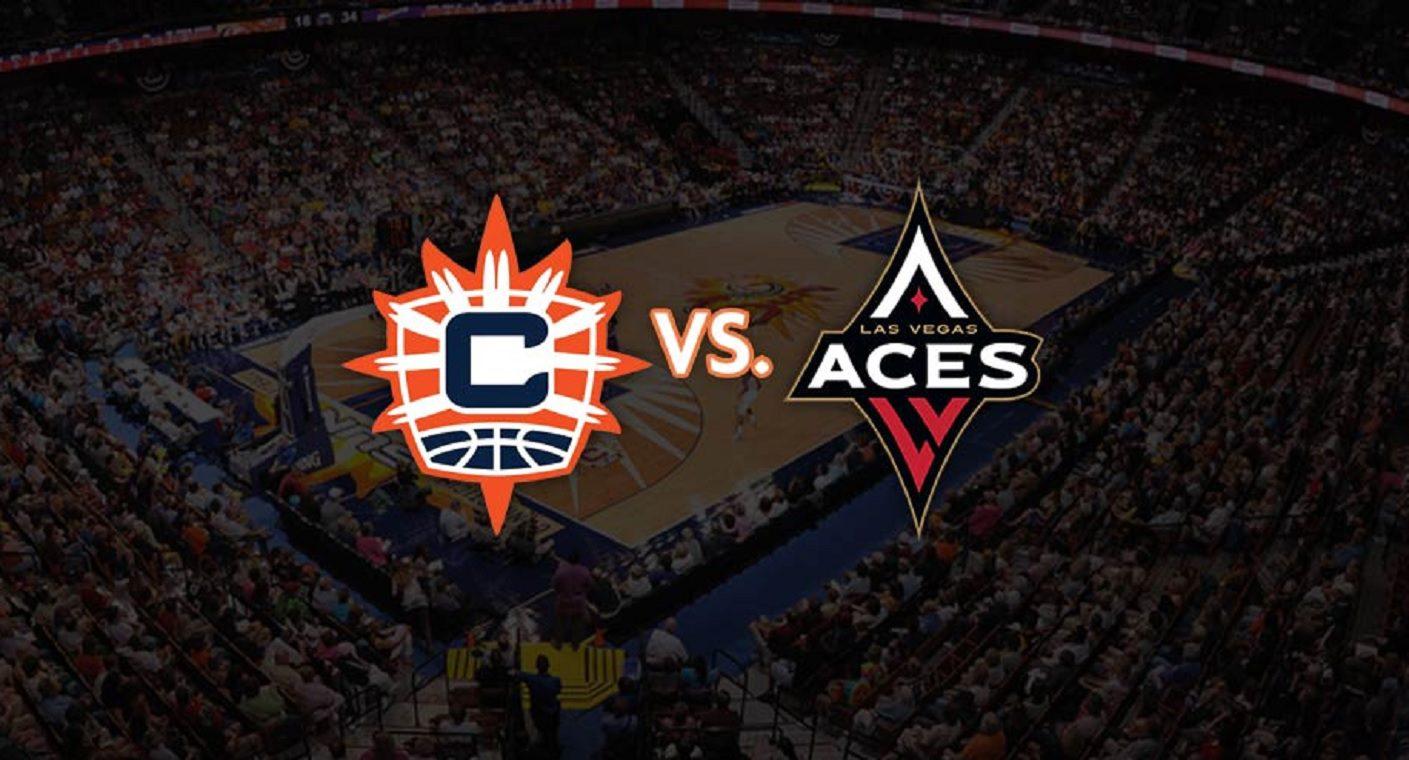 Las Vegas Aces vs Connecticut Sun Odds and Predictions: Sun 76 Aces 62