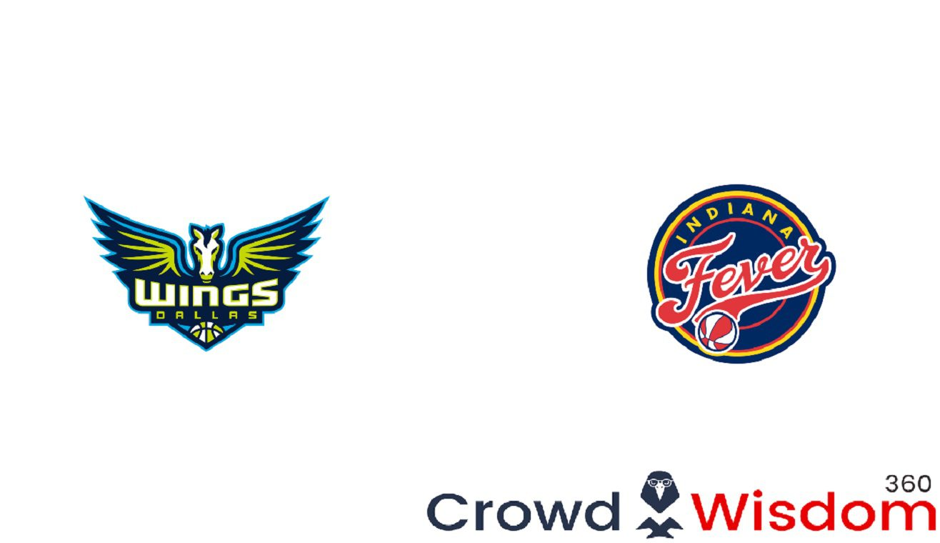 Indiana Fever vs Dallas Wings Odds and Predictions