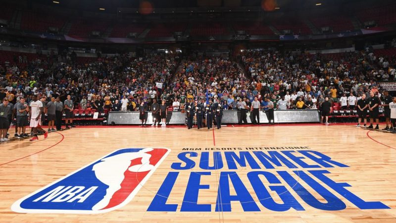 NBA Summer League Odds and Predictions