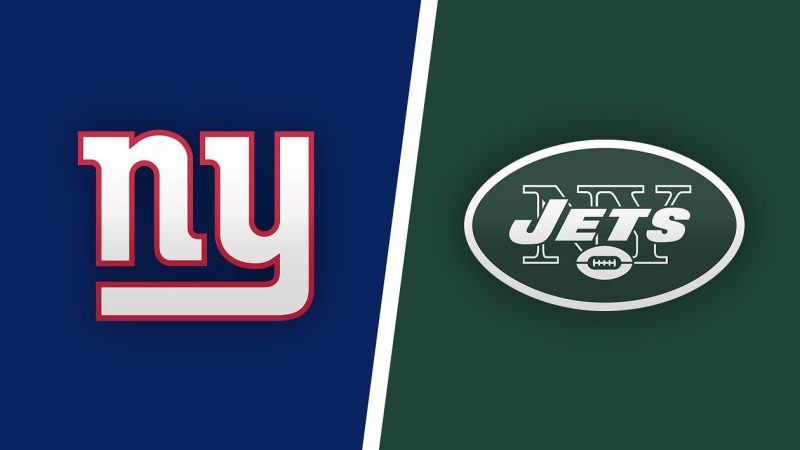 New York Jets vs New York Giants Odds and Predictions