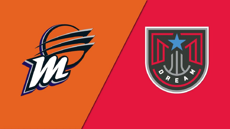 Phoenix Mercury vs Atlanta Dream Prediction and Betting Odds