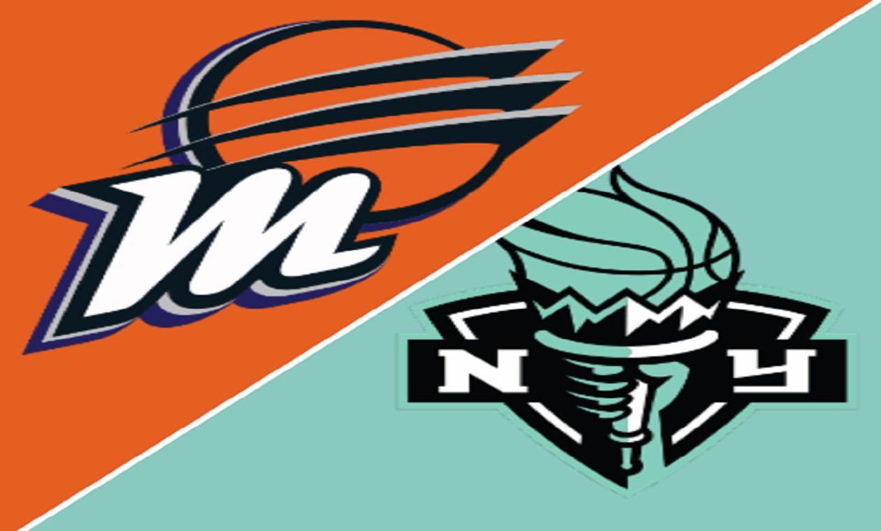 Phoenix Mercury vs New York Liberty Odds and Predictions