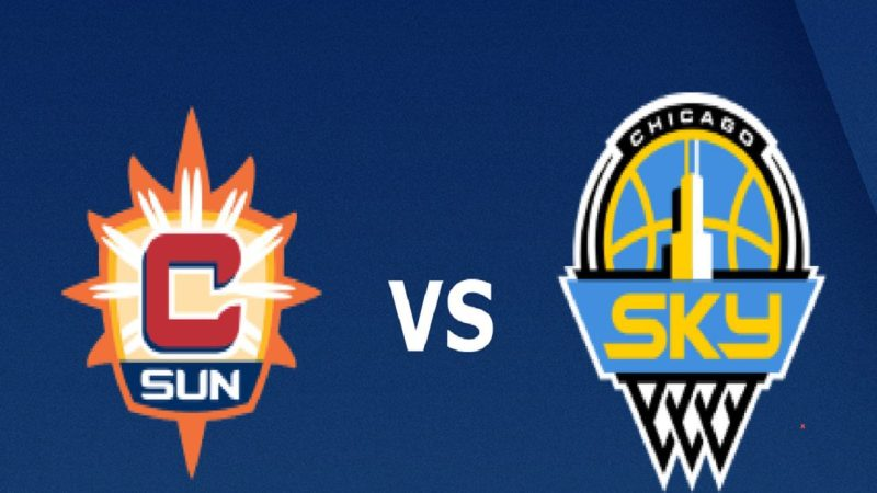 Chicago Sky vs Connecticut Sun Prediction and Betting Odds