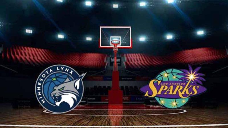 Minnesota Lynx vs Los Angeles Sparks Odds and Prediction