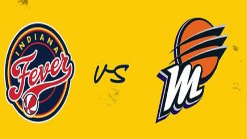 Phoenix Mercury vs Indiana Fever Prediction and Betting Odds