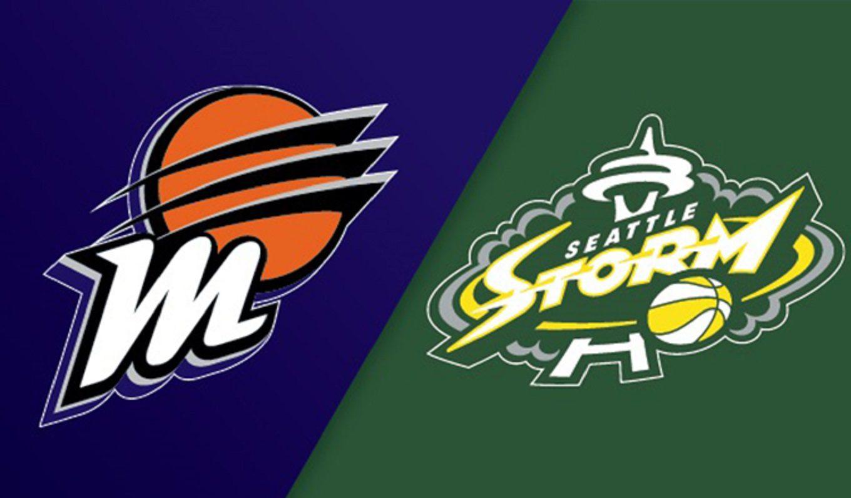Seattle Storm vs Phoenix Mercury Predictions and Betting Odds