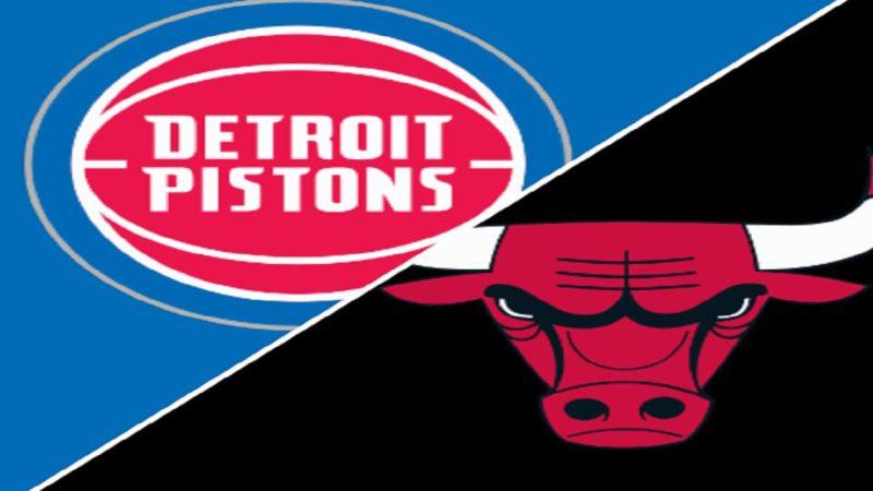 Chicago Bulls vs Detriot Pistons Odds and Prediction