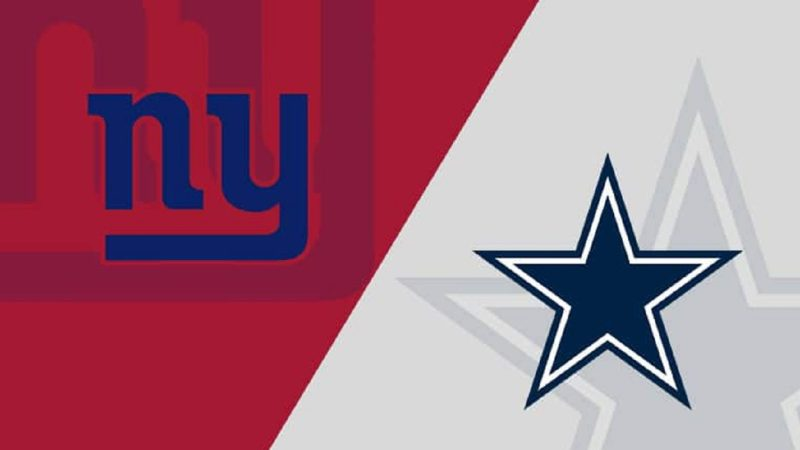 Cowboys vs Giants Prediction and Odds