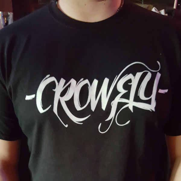 Crowfly Men's Tee Shirt