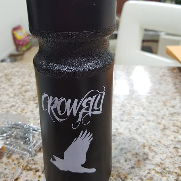Crowfly Water Bottle