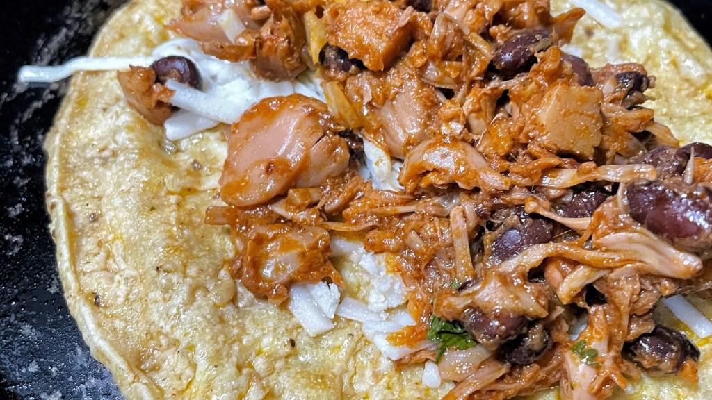 Vegan Birria Taco