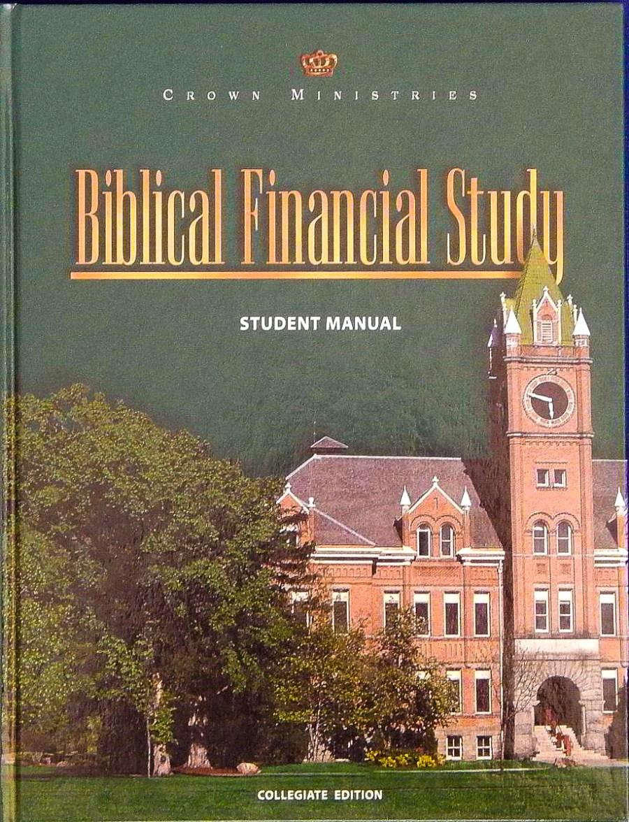 Biblical Financial Study Manual