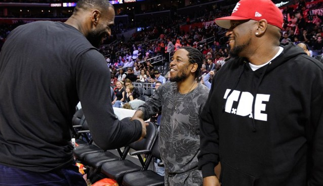 NBA Players as Hip-Hop Artists