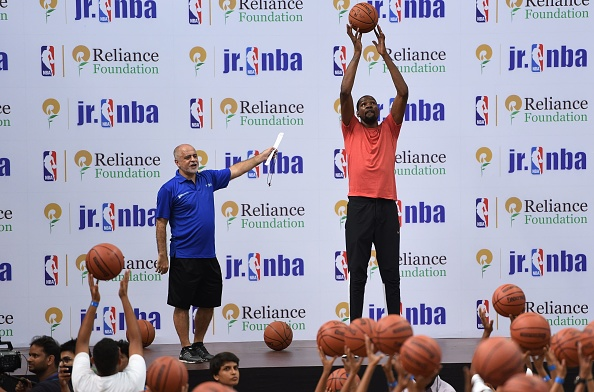 Kevin Durant India