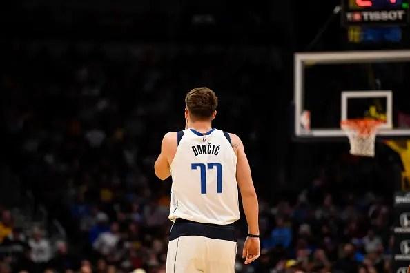 Luka Doncic NBA 2K
