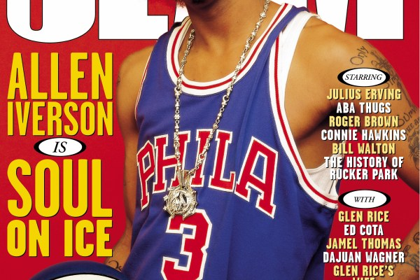 Most Iconic SLAM Magazine Covers