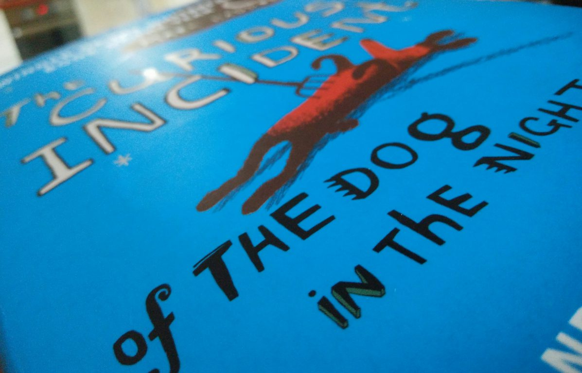 The Curious Incident of the Dog in the Night-Time by Mark Haddon