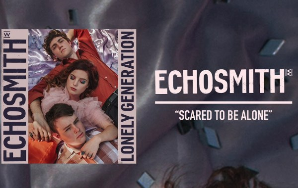 "Echosmith - ""Scared To Be Alone"" Lyrics"