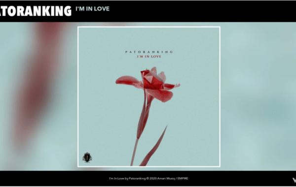 Patoranking – I'm In Love Lyrics