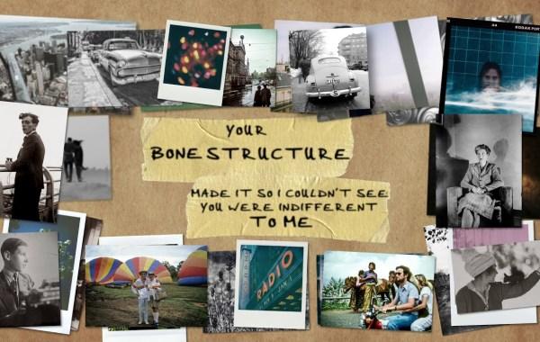 Ron Pope – Bone Structure Lyrics