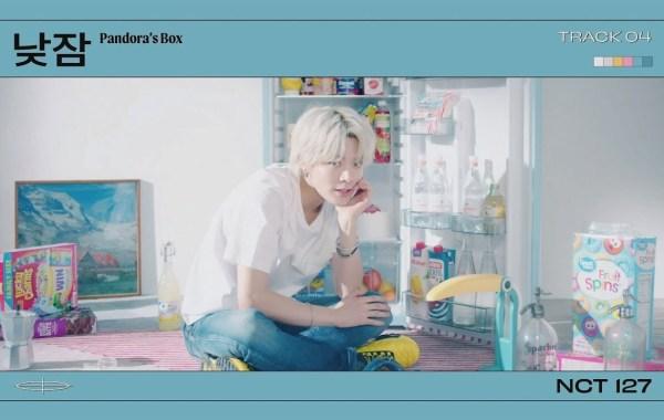 NCT 127 – 낮잠 (Pandora's Box) Lyrics