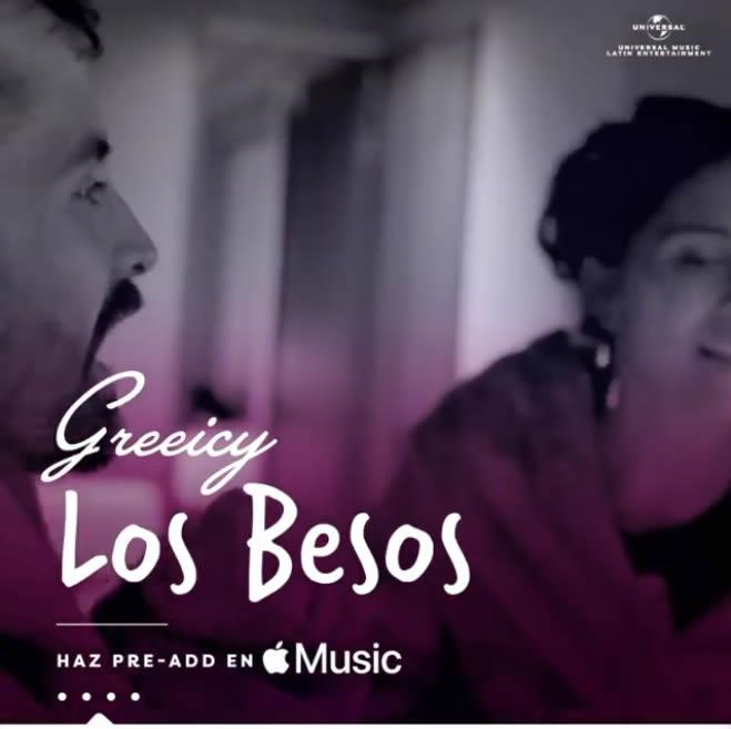Greeicy Los Besos Letra Crownlyric Com