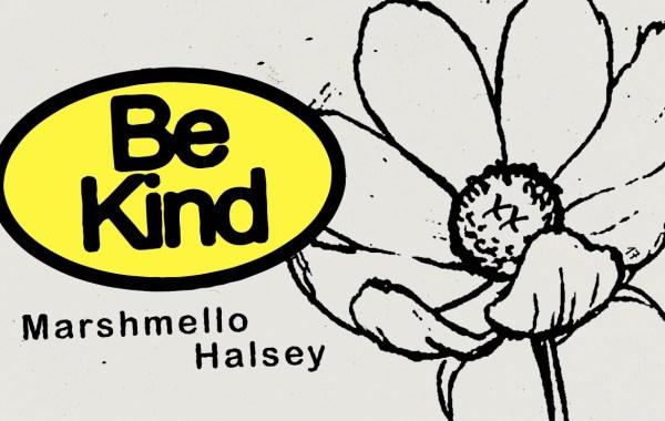 Marshmello & Halsey - Be Kind lyrics