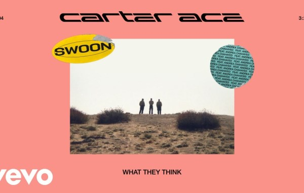 Carter Ace - What They Think lyrics