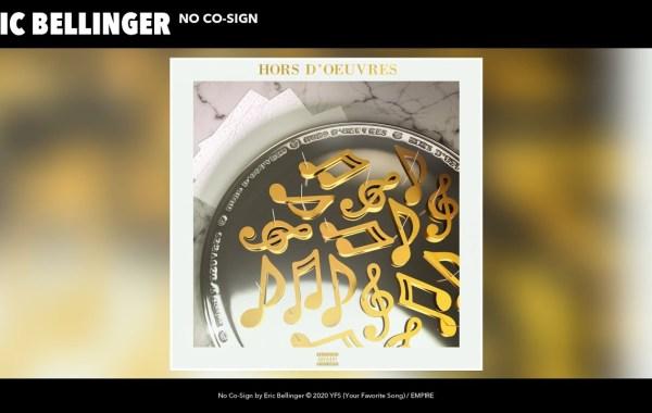 Eric Bellinger – No Co - Sign lyrics