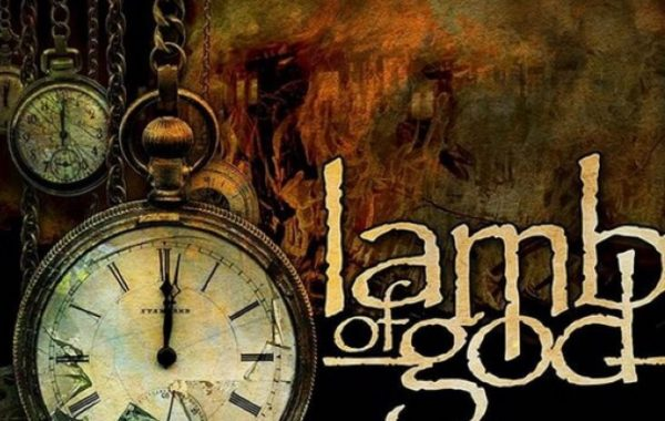 Lamb of God - Bloodshot Eyes lyrics