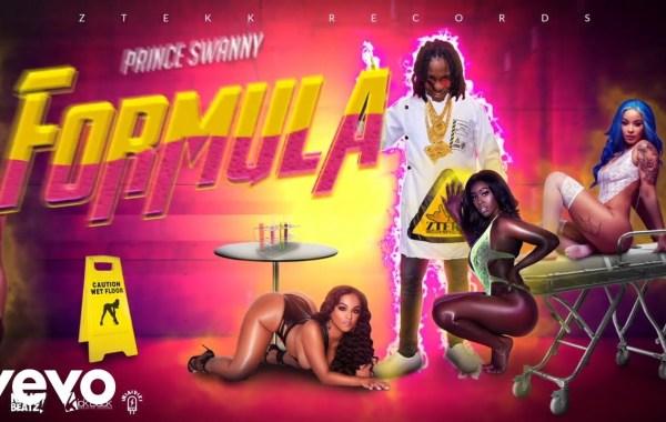 Prince Swanny – Formula lyrics