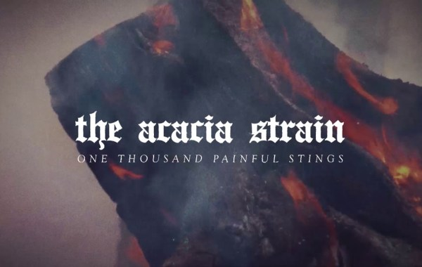 The Acacia Strain – One Thousand Painful Stings lyrics
