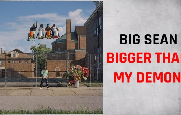 Big Sean – Harder Than My Demons lyrics