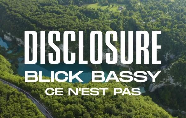 Disclosure - Ce n'est pas lyrics