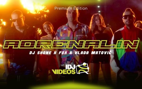 DJ Shone & Fox - Adrenalin lyrics