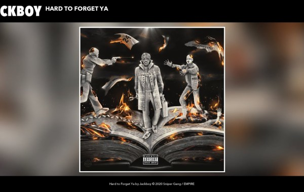 Jackboy - Hard to Forget Ya lyrics